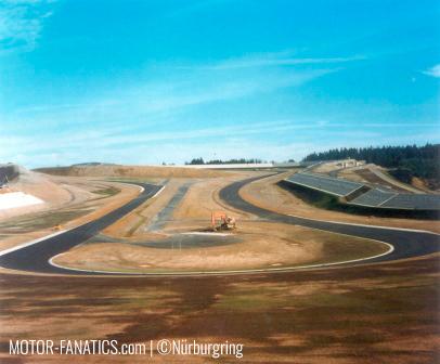 1984 Nurburgring Construction