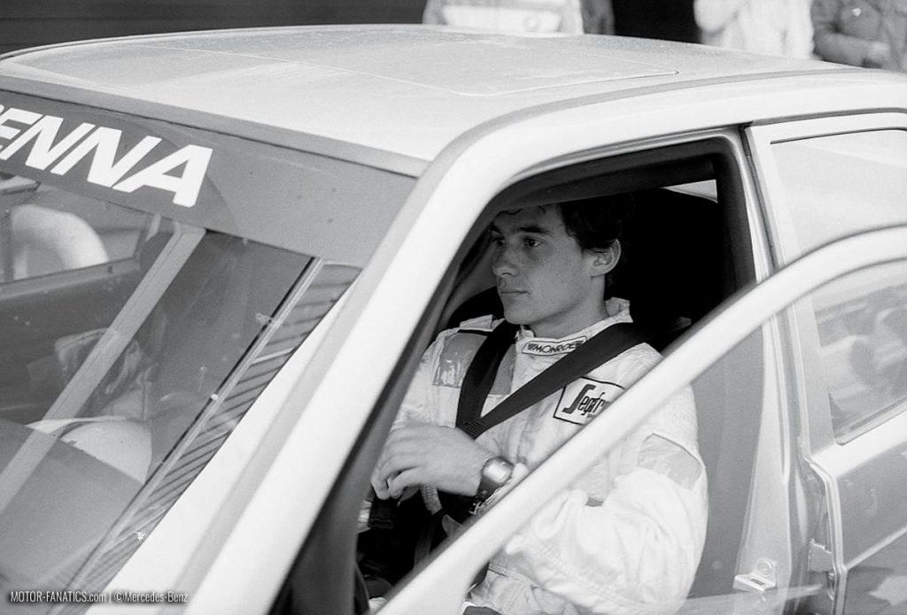 1984 Nurburgring Race Mercedes Benz 190e 2.3 16v Cosworth Ayrton Senna