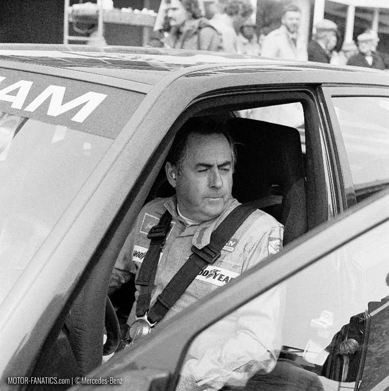 1984 Nurburgring Race Mercedes Benz 190e 2.3 16v Jack Brabham
