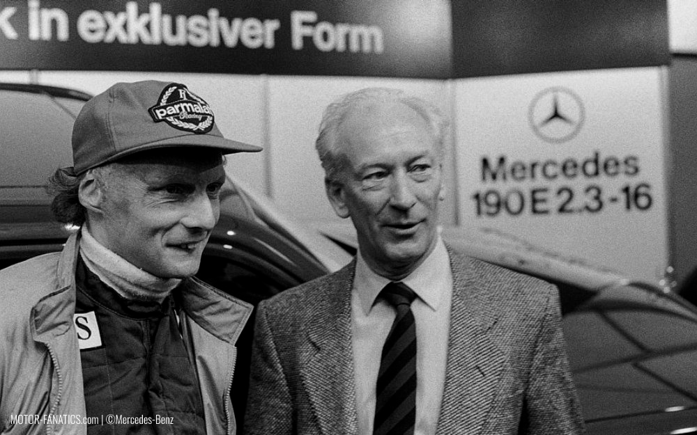 1984 Nurburgring Race Mercedes Benz 190e 2.3 16v Niki Lauda
