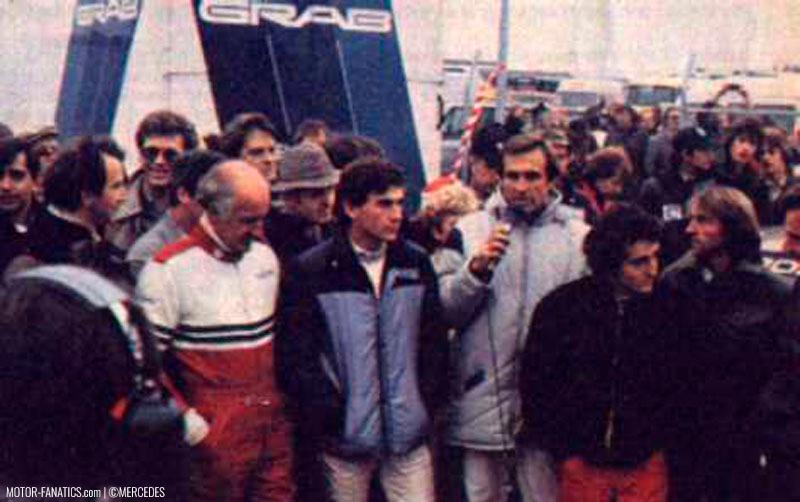 1984 Nurburgring Race Drivers