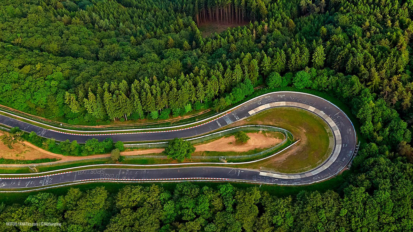 Nurburgring-Nordschleife-Karussell