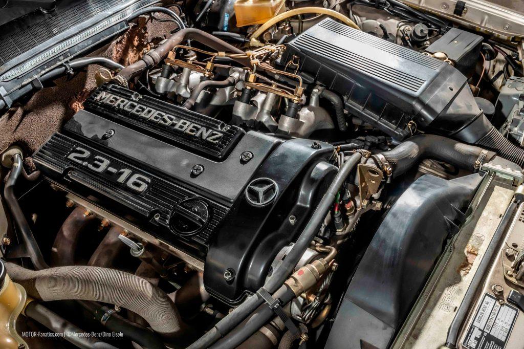 Mercedes Benz 190e 2.3 16v Engine