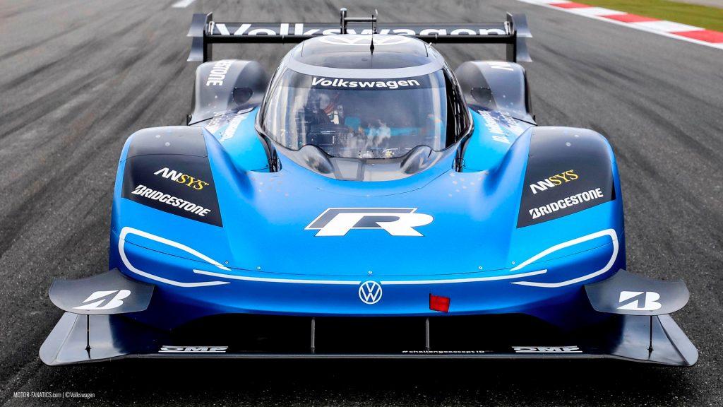 Volkswagen ID.R Nurburgring Nordschleife Lap Record