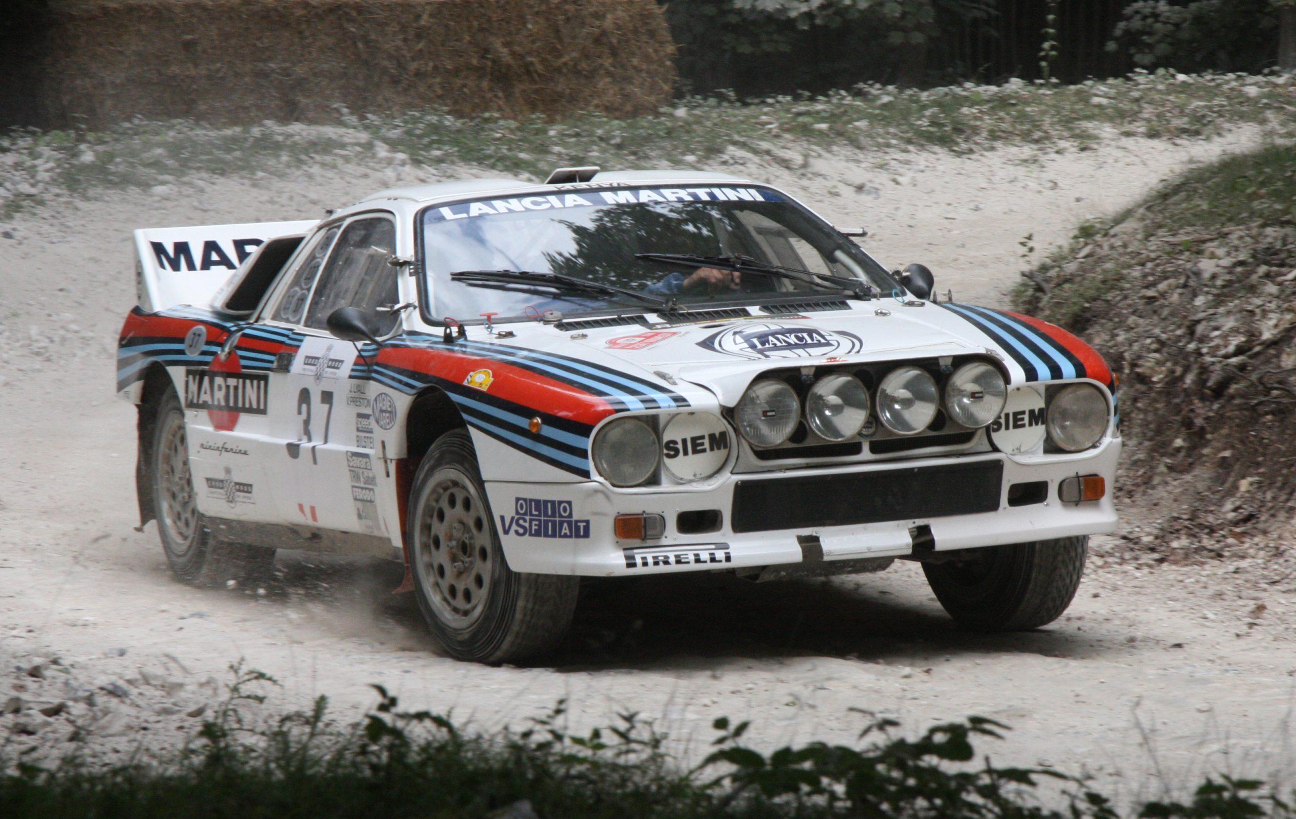Lancia Rally 037 Group B