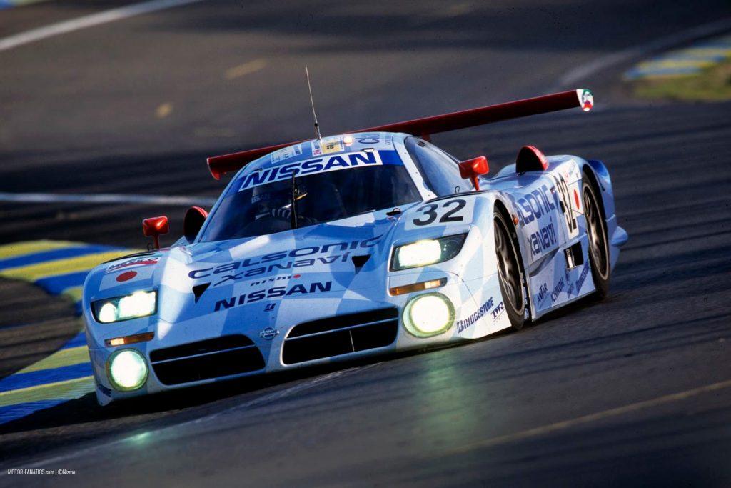 Nissan Nismo R390 GT1 at Le Mans