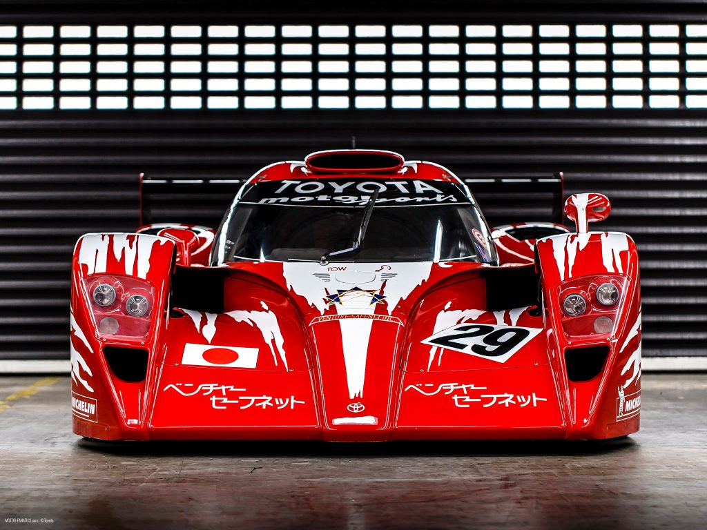 Japanese Racing Cars - Toyota TS020 GT One