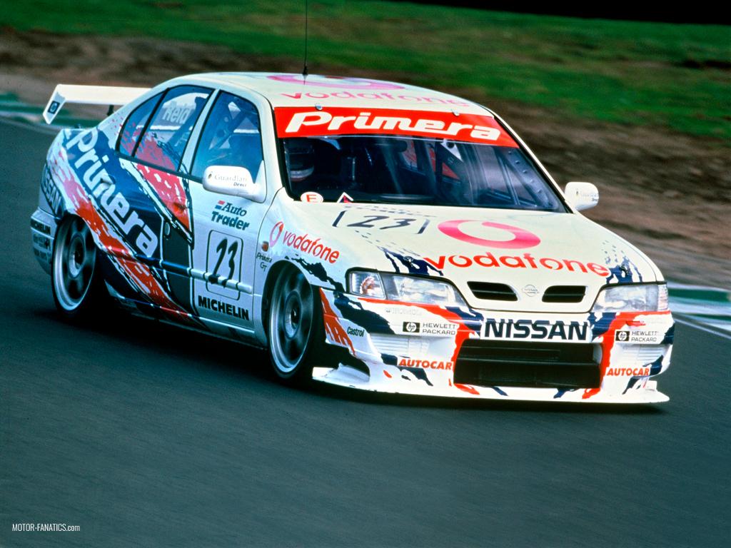 Nissan Primera GT 1999 BTCC