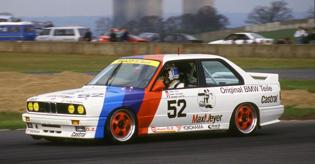 1988 ETCC BMW E30 M3 Bigazzi