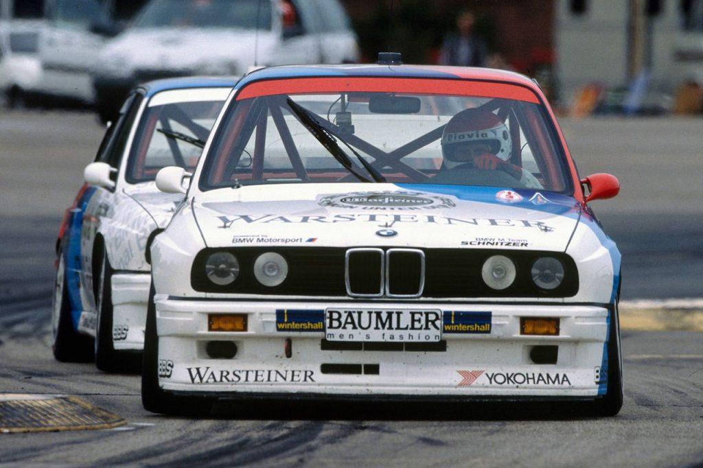 BMW E30 M3 Racing History