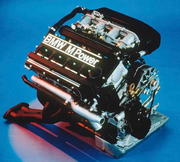 BMW S14 E30 M3 engine