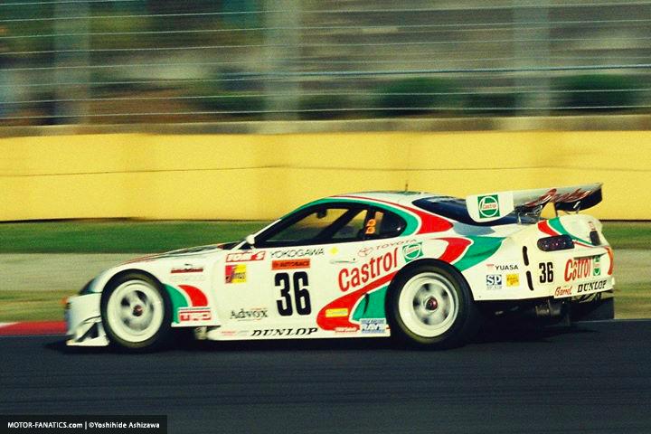 Toyota Castrol Toms Supra 1998 JGTC